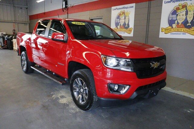 2016 Chevrolet Colorado Z71 Davenport FL
