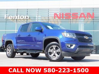 2016_Chevrolet_Colorado__ Ardmore OK