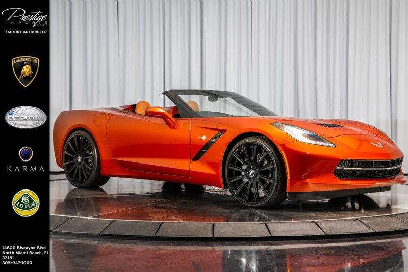 2016_Chevrolet_Corvette_2LT_ North Miami Beach FL