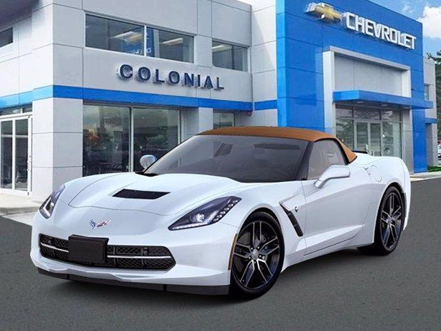 2016 Chevrolet Corvette 2dr Stingray Conv w/2LT North Dartmouth MA