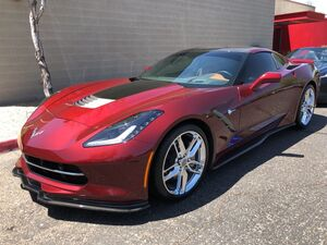 2016_Chevrolet_Corvette_Stingray 3LT Coupe_ Scottsdale AZ