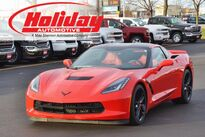 Chevrolet Corvette Stingray Coupe 3LT 2016