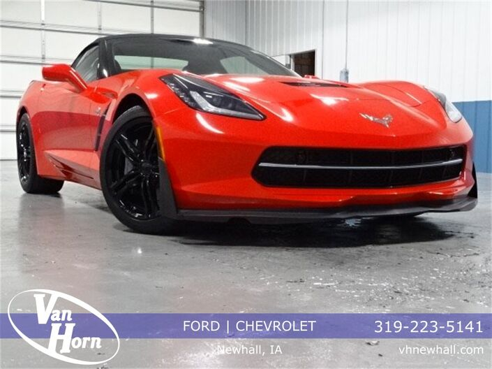 2016 Chevrolet Corvette Stingray Plymouth WI