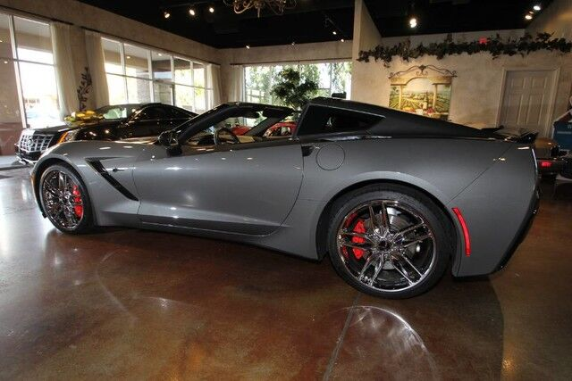 2016 Chevrolet Corvette Stingray Z51 2LT Coupe Scottsdale AZ