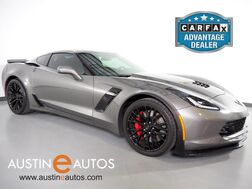 2016_Chevrolet_Corvette Z06 1LZ_*7-SPEED MANUAL, HEADS-UP DISPLAY, BACKUP-CAMERA, TOUCH SCREEN, BOSE AUDIO, BLACK ALLOYS, BLUETOOTH, APPLE CARPLAY_ Round Rock TX