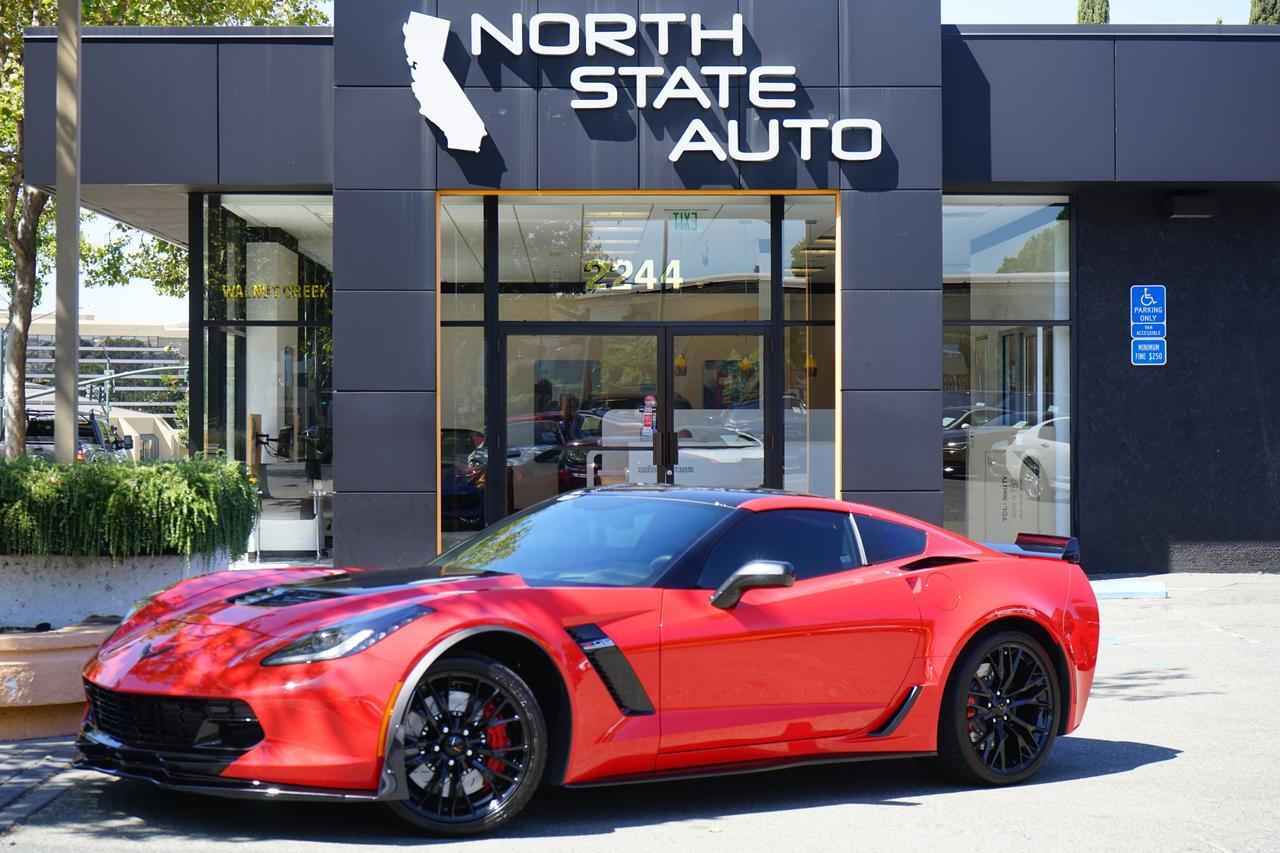 2016 Chevrolet Corvette Z06 1LZ Walnut Creek CA