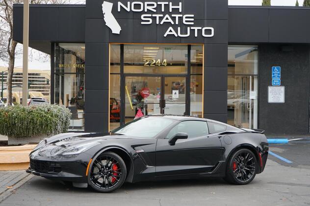 2016_Chevrolet_Corvette_Z06 1LZ_ Walnut Creek CA