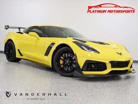 2016_Chevrolet_Corvette Z06_2 Owner ZR1 Tribute Targa Auto Nav Back Up Camera Loaded_ Hickory Hills IL