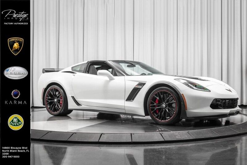 2016_Chevrolet_Corvette_Z06 3LZ_ North Miami FL