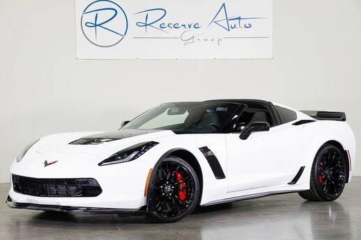 2016 Chevrolet Corvette Z06 3LZ Original MSRP $108,125 We Finance The Colony TX