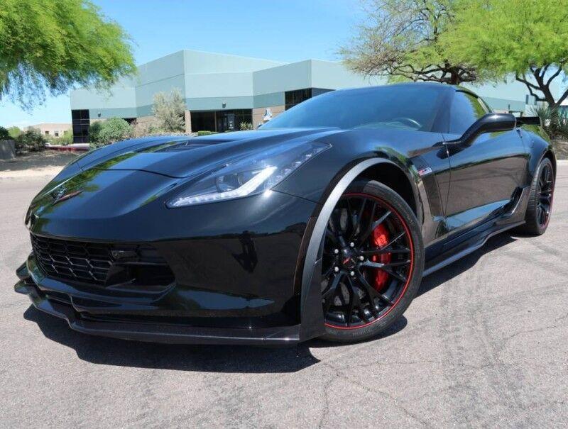 2016 Chevrolet Corvette Z06 3LZ Z07 Package Scottsdale AZ