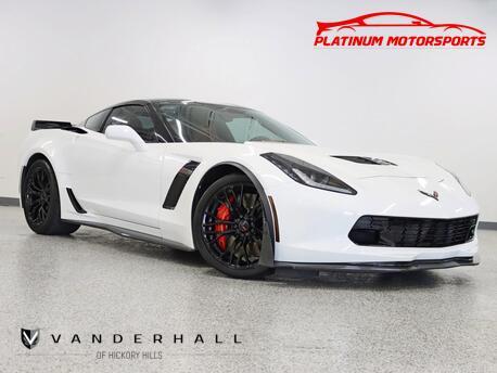 2016_Chevrolet_Corvette Z06 3LZ_Z07 Performance Pkg Competition Seats Full Ground Effect Pkg Big Option Car MSRP $106,155_ Hickory Hills IL
