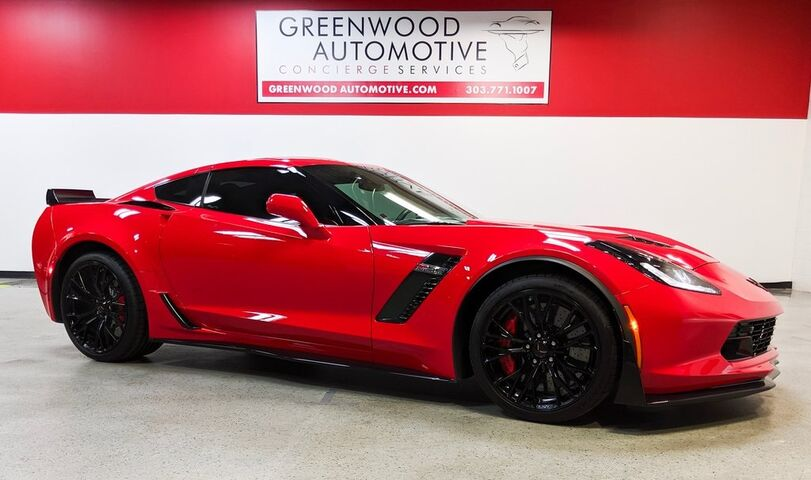 2016 Chevrolet Corvette Z06 Greenwood Village CO