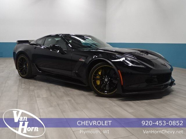 2016 Chevrolet Corvette Z06 Plymouth WI