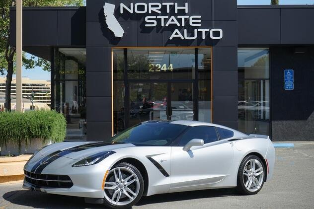 2016_Chevrolet_Corvette_Z51 1LT_ Walnut Creek CA