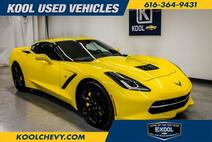 2016 Chevrolet Corvette Z51 2LT Grand Rapids MI