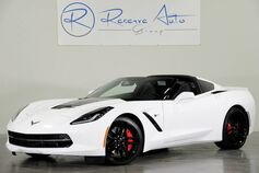 2016 Chevrolet Corvette Z51 2LT Performance Data Recorder WE FINANCE
