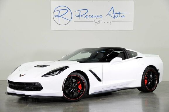 2016_Chevrolet_Corvette_Z51 3LT Magnetic Ride Control Carbon Flash AeroKit_ The Colony TX