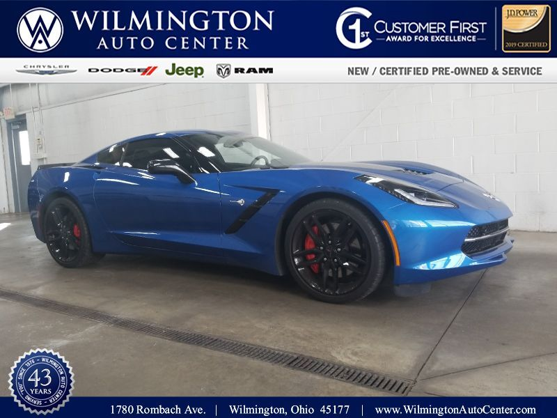 2016 Chevrolet Corvette Z51 3LT Wilmington OH