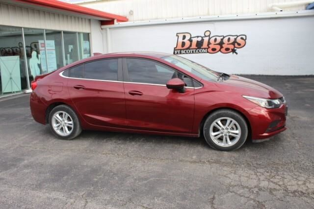 2016 Chevrolet Cruze 4dr Sdn Auto LT Fort Scott KS