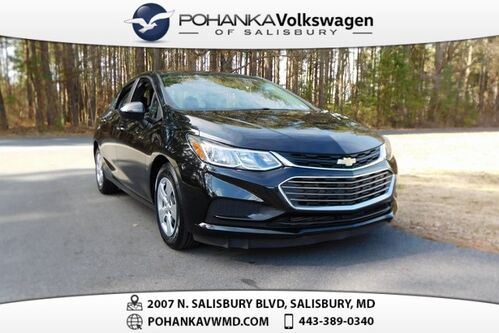 2016_Chevrolet_Cruze_LS ** CLEAN CARFAX ** GREAT ON GAS **_ Salisbury MD