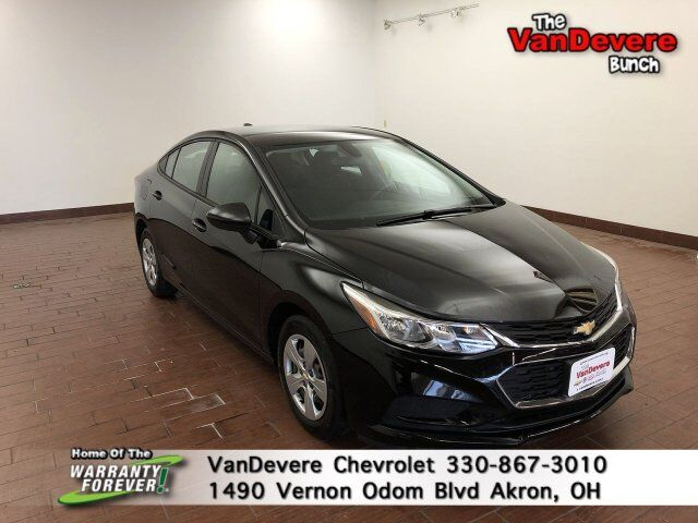 2016 Chevrolet Cruze LS Akron OH