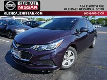 2016_Chevrolet_Cruze_LS_ Glendale Heights IL