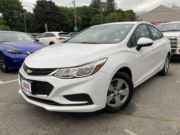 2016_Chevrolet_Cruze_LS_ Worcester MA