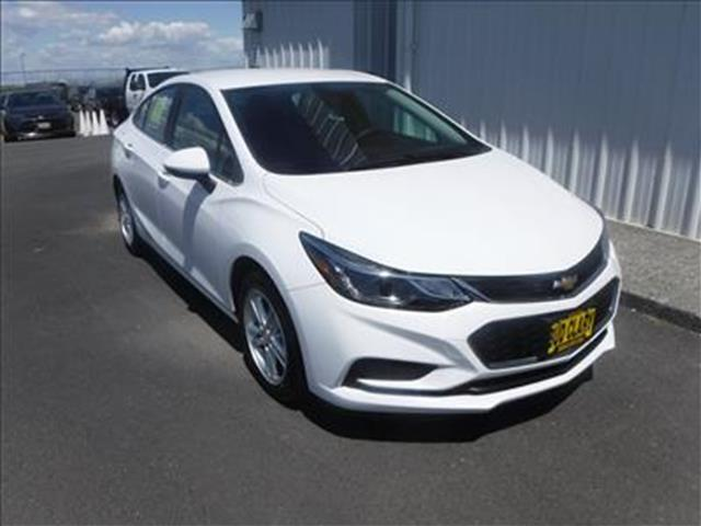 2016 Chevrolet Cruze LT Auto Sedan Moses Lake WA
