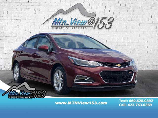 2016 Chevrolet Cruze LT Chattanooga TN