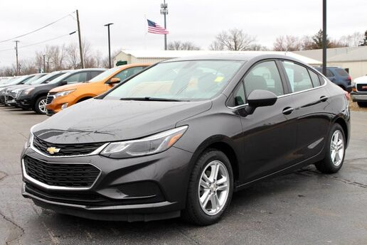 2016 Chevrolet Cruze LT Fort Wayne Auburn and Kendallville IN