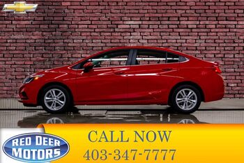 2016_Chevrolet_Cruze_LT Manual Roof BCam_ Red Deer AB
