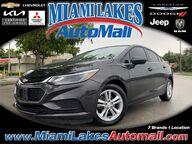2016 Chevrolet Cruze LT Miami Lakes FL