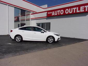 2016_Chevrolet_Cruze_LT_ Richmond KY