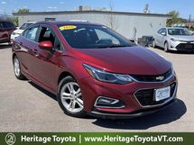 2016 Chevrolet Cruze LT South Burlington VT