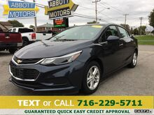 2016_Chevrolet_Cruze_LT w/Sunroof & Low Miles_ Buffalo NY
