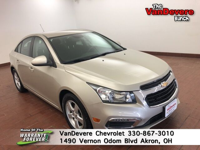 2016 Chevrolet Cruze Limited 1LT Akron OH