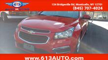 2016_Chevrolet_Cruze Limited_1LT Auto_ Ulster County NY