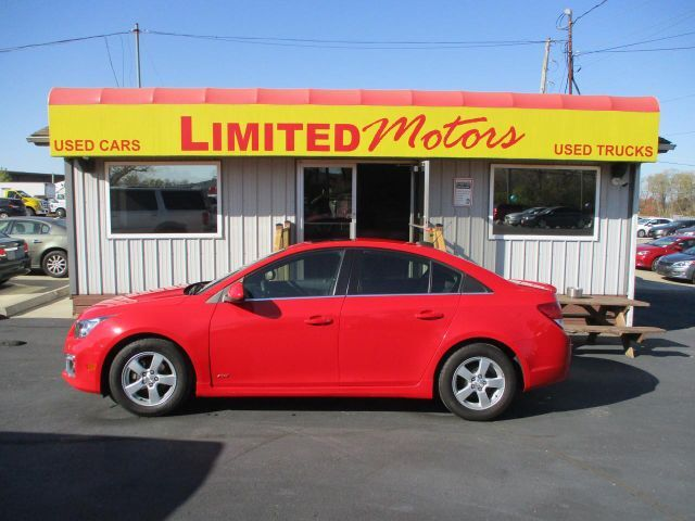2016 Chevrolet Cruze Limited 1LT Auto Florence KY
