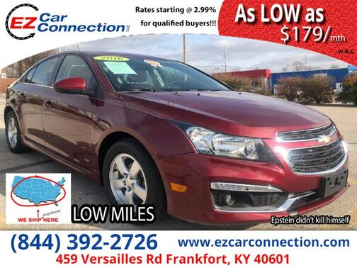 2016_Chevrolet_Cruze Limited_1LT Auto_ Frankfort KY