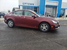 2016_Chevrolet_Cruze Limited_1LT Auto_ Milwaukee and Slinger WI