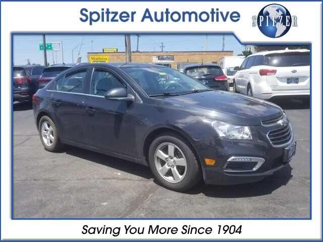 2016 Chevrolet Cruze Limited 1LT Cleveland OH