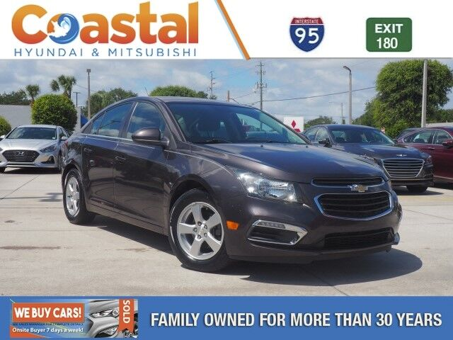 2016 Chevrolet Cruze Limited 1LT Cocoa FL
