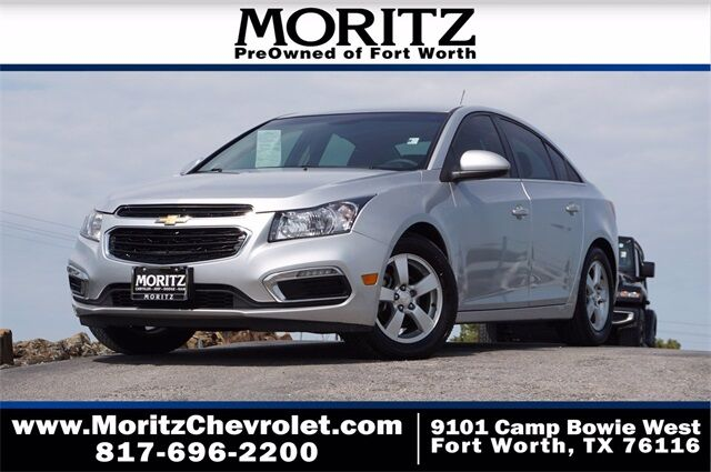 2016 Chevrolet Cruze Limited 1LT Fort Worth TX
