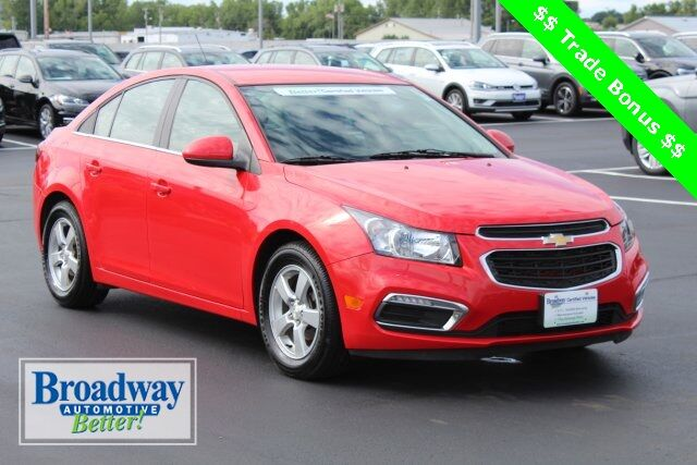 2016 Chevrolet Cruze Limited 1LT Green Bay WI