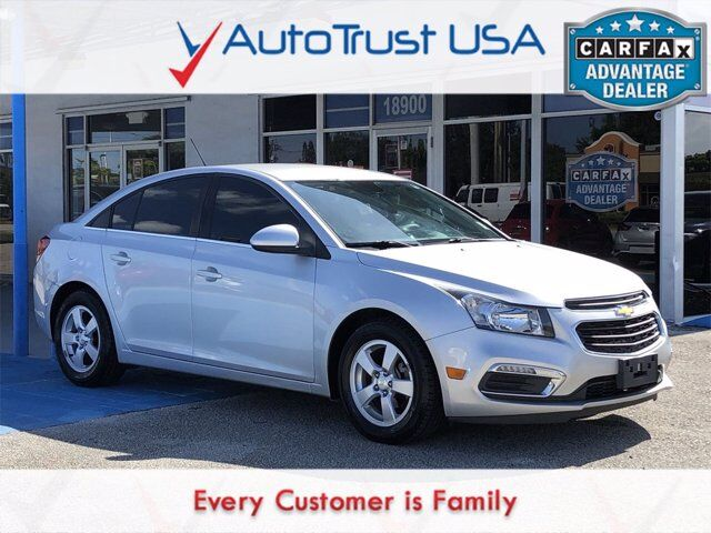 2016 Chevrolet Cruze Limited 1LT Miami FL