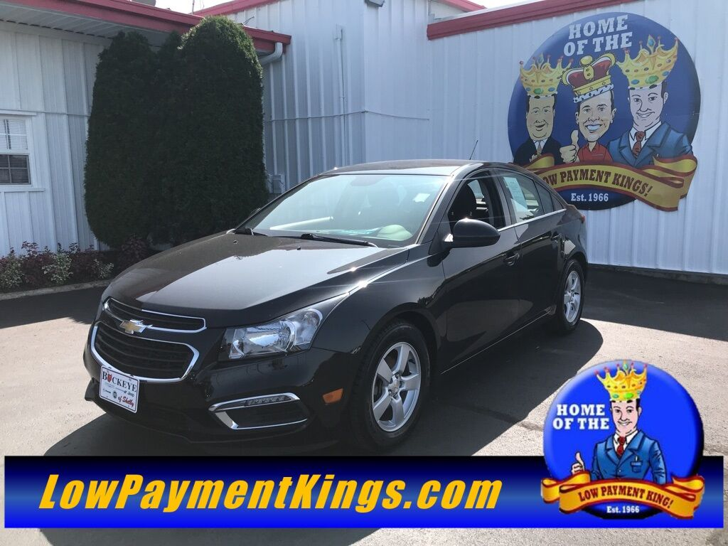 2016 Chevrolet Cruze Limited 1LT Shelby OH