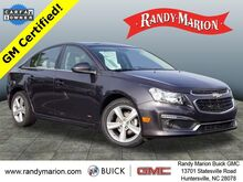 2016_Chevrolet_Cruze Limited_2LT_ Hickory NC