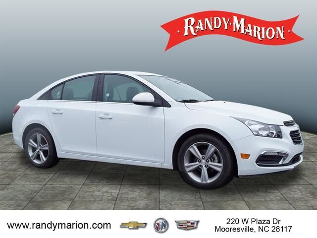 2016 Chevrolet Cruze Limited 2LT