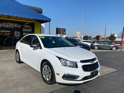 2016_Chevrolet_Cruze Limited_4d Sedan LS Auto_ Albuquerque NM